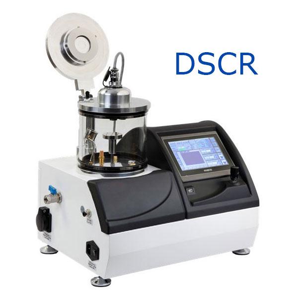 Low Vacuum Desktop Dual Sputter and Carbon Coater