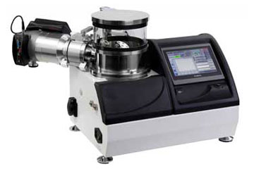 Dual Sputter and Carbon Coater