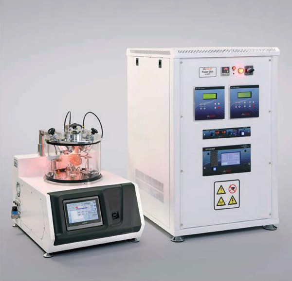 DST3 Triple Source Sputter Coater and Thermal Evaporation