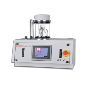 Compact Sputter Coaters for Tabletop SEM