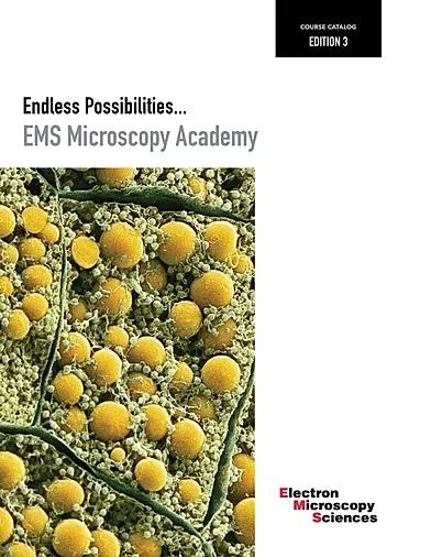 EMS Microscopy Academy brochure