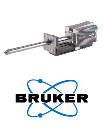 Bruker Xflash EDS for full-size SEM