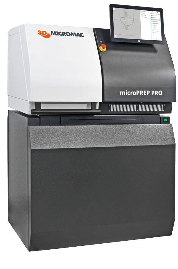 microPREP Pro for Laser Sample Prep FIB APT XRM