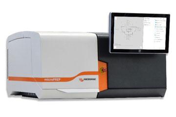 microPrep laser micromachining
